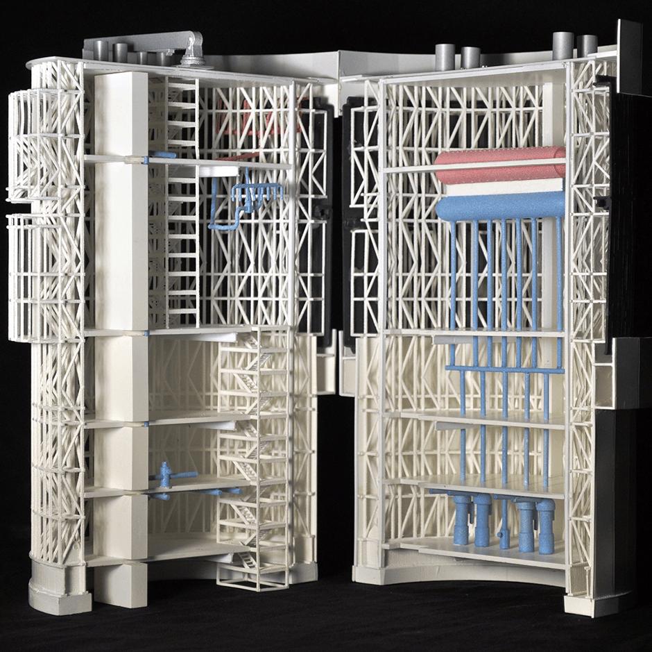 SLS Model - Energy Oil & Gas